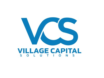 VILLAGE CAPITAL SOLUTIONS Logo logo design graphic design branding illustrator design vector logo illustration