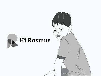 Artwork For Rasmus design creative artwork design graphics design photoshop artwork
