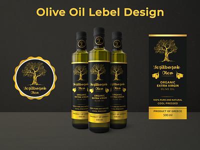 Olive Oil Lebel and Neck Cap Design package design packaging lebel graphics design creative branding graphic design design illustrator vector illustration