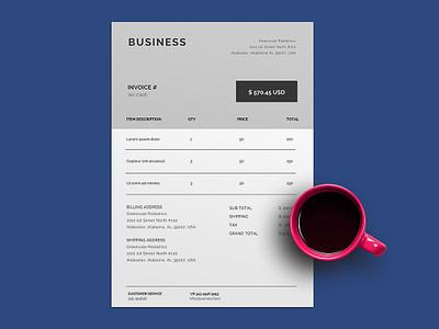 Free Elegant Invoice Template invoice design free billing template free invoice template word invoice doc word billing invoice