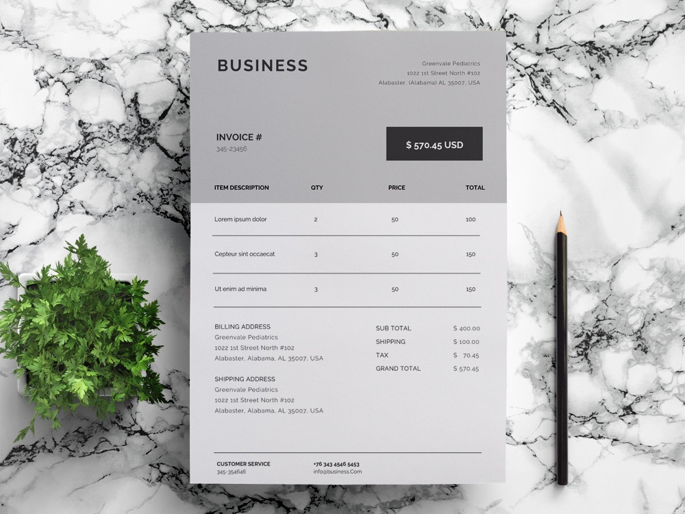 Free MS Word Invoice (DOC file format) invoice freebies business invoice free invoice freelance formal invoice free invoice template design free bill template bill template invoice design invoice free billing template freebies freebie doc billing