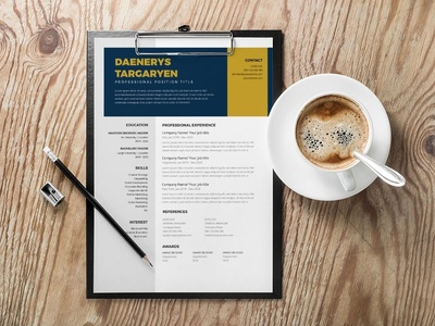 Free Retail Resume Template