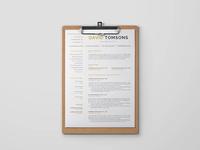 Free Receptionist Resume Template
