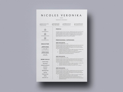Free High School Student Resume