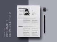 Free Stylish Resume Template