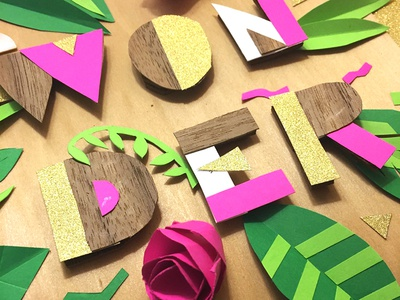 Wonder Papercut