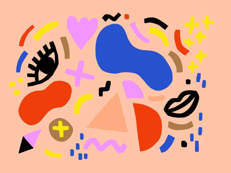 Blob blurb