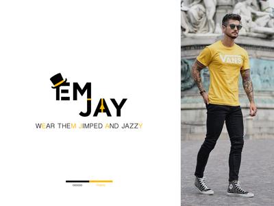 Emjay - branding
