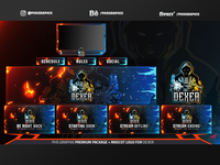 Full Twitch Package For DEXER
