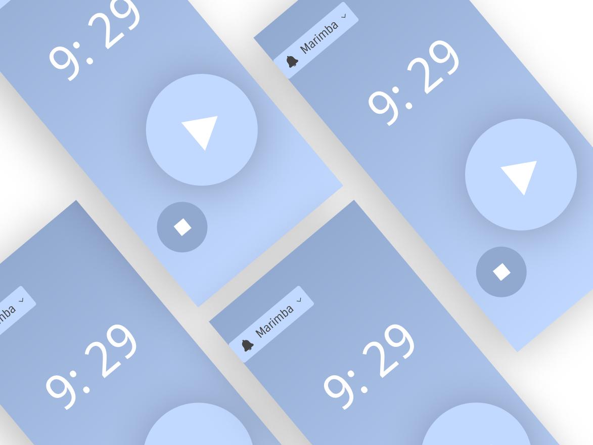 Daily UI #014 Countdown Timer design ui