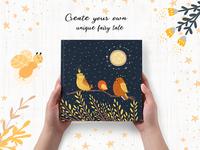 Magic fairy set book Creator
