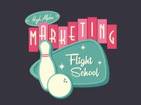High Alpha Flight School - Bowling
