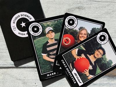 Kickball Trading Cards team kickball baseball cards trading cards