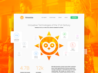 TimeWise Company Overview Page