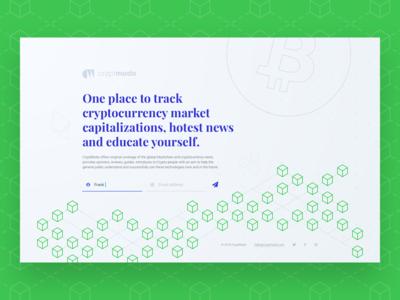 CryptModo • Upcoming Page