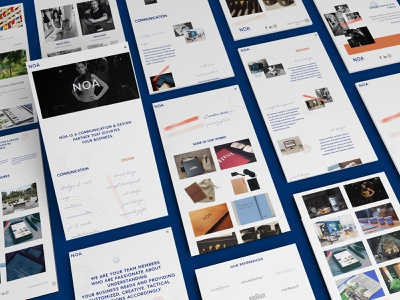 NOA 2.0 - Self Branding web site design web site agency web design agency web design ux ux  ui ux design ui  ux ui  ux design ui brand corporate identity design branding corporate branding