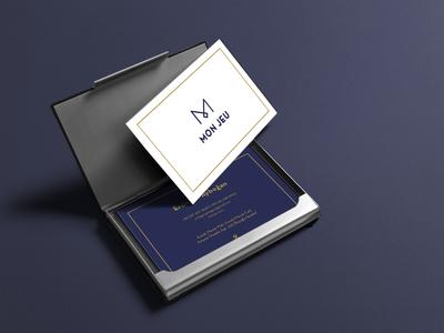 Monjeu - Branding