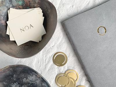 NOA Notes - Branding