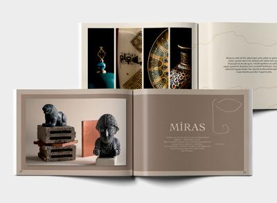 AKG - Catalogue Design