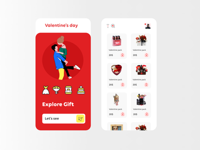 Valentine day 2020 trend 2020 trend mobile couplegoals giftshop gift red couples lovers shoping shop products lover lovely valentinesday couple love valentine day valentine