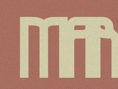 Mars Men band music poster design photoshop