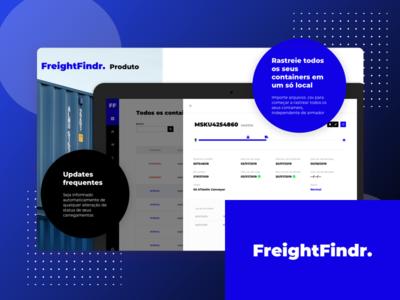 FreightFindr - Apresentação