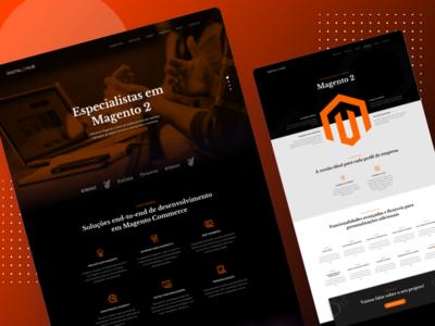 Digital Hub - Website