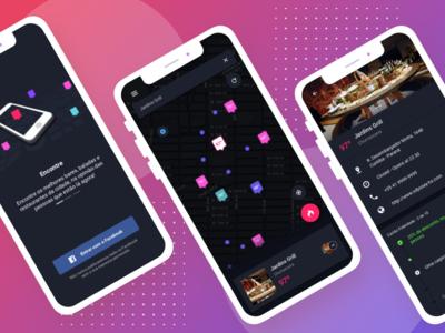 Hotspots - App
