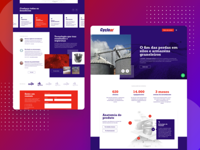 Cycloar - Website