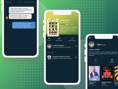 Bookswap - Mobile App