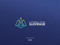 Corporate identity for Slovenian Floorball Association