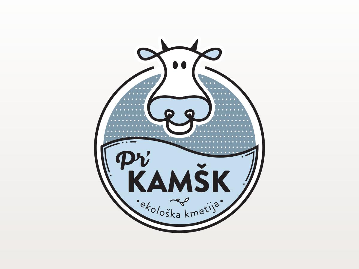 Organic farm logo - part 2 slovenija slovenia logo adobe ilustrator illustrator organic farm logo design graphic  design