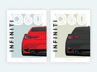 Infiniti Q60 Posters