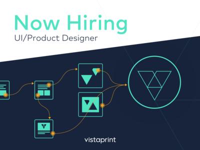Now Hiring a Product Designer — Vistaprint