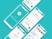 Mittal App - Mockup