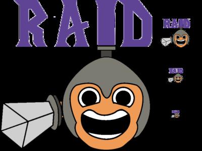 Raid Dribbble