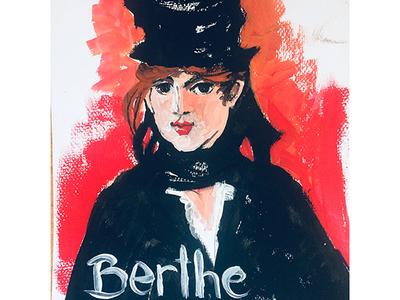 Berthe Morisot, french artist