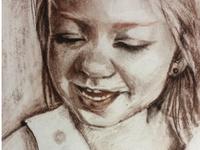Ulya. Portrait