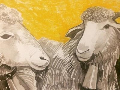 Farm stories. Did you hear a news?