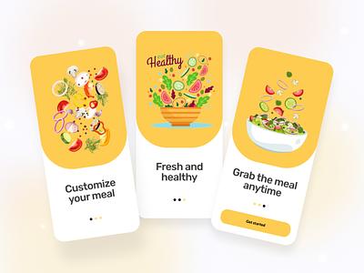 Food delivery app delivery app food app ui food app foodie app ux app ui app minimal simplicity modern ux design design ux ui