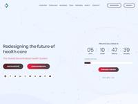 Crypto webpage