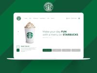 Starbuck Product - UI