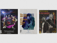 Traptastic Posters