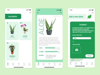Plants - App