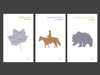 Book covers for Totem edition