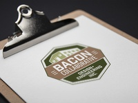 Bacon Collaborative Design+Engineering Inc. Logo Design