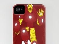 The Metalurgik iPhone Case