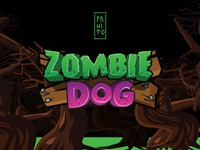 Zombie Dog Logo