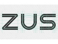 Zus - Custom Logotype