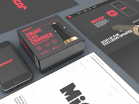 Micar - Branding, Packaging, Product Design, UiUx